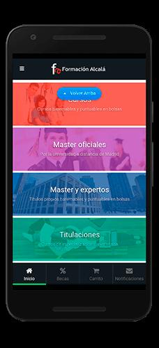 App Formación Alcalá